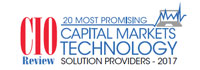 Top 20 Capital Markets Technology Solution Companies - 2017