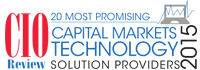 20 Most Promising Capital Markets Tech Solution Providers - 2015
