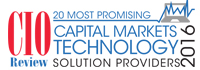 Top 20 Capital Markets Technology Solution Companies - 2016